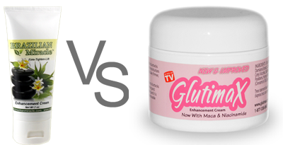 brazilian miracle cream vs glutimax